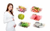Những lưu ý về chế độ ăn uống cho phụ nữ mang thai