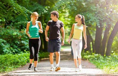 đi bộ nhiều có giúp giảm cân không