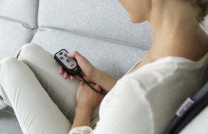 đệm massage beurer mg155