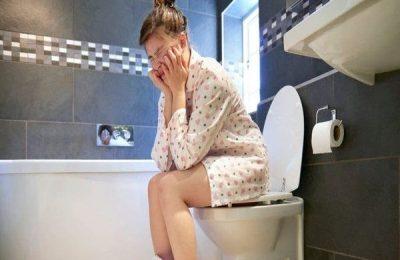 phụ nữ mang thai bị táo bón